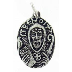Médaille Toulhoat Saint Benoît