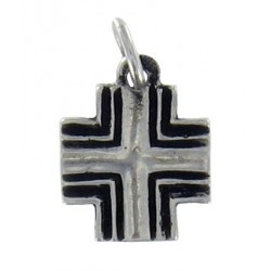Toulhoat Small striped square cross 1g