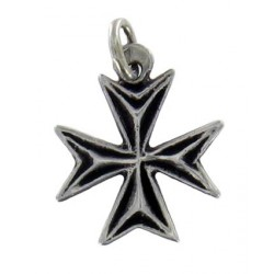 Toulhoat Small cross of Malta 1.2g