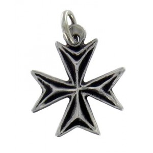Toulhoat Small cross of Malta 1.2g