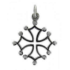 Croix d'Oc ajourée Toulhoat