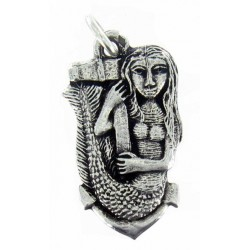 Toulhoat Big mermaid medal 11g