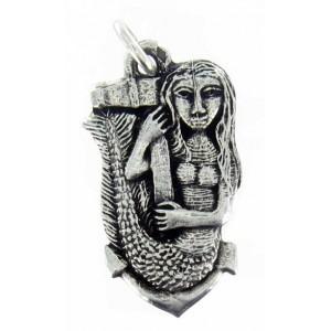 Grande médaille Toulhoat sirène