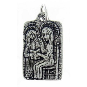 Médaille sainte Anne aux hermines