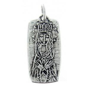 Médaille Vierge reine