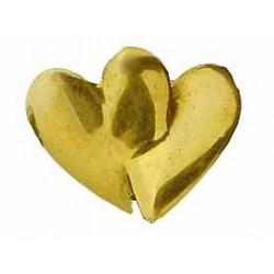 Pendentif Toulhoat deux petits cœurs