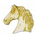 Broche Toulhoat tête de cheval