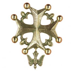 Toulhoat Huguenot cross