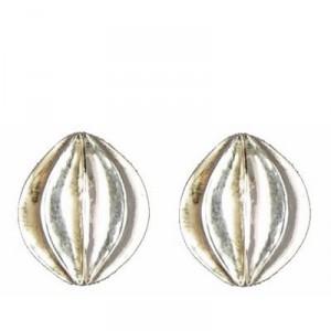 Onion earrings button