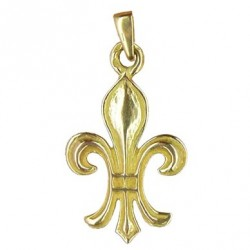 Toulhoat Lily pendant