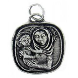 Médaille Vierge paysanne