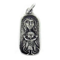 médaille Vierge à la fenêtre