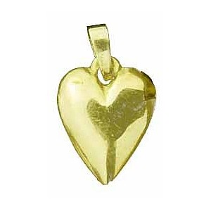 Toulhoat Small heart pendant