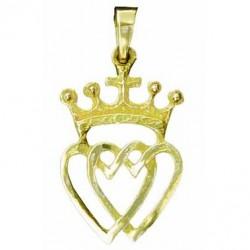 Toulhoat Heartd of Vendée pendant