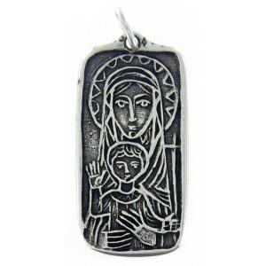 Mater Salvatoris Virgin medal