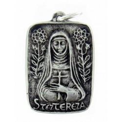 Toulhoat St Thérèse medal