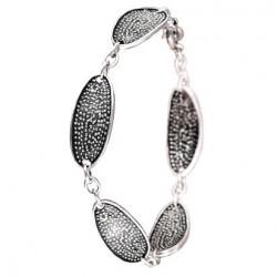 Toulhoat Lentil bracelet 5 elts