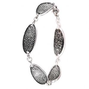 Bracelet Toulhoat lentilles 5 elts