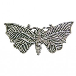 Broche Toulhoat papillon sphynx