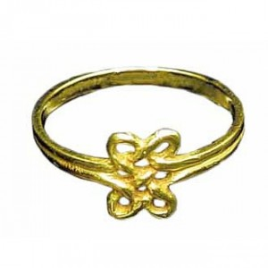 Toulhoat Knotwork ring
