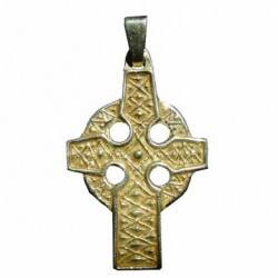 Croix celte épaisse