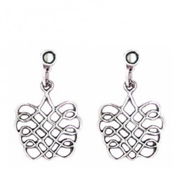 Railings earrings pendants