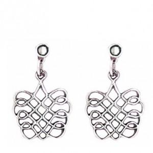 Railings earrings pendants