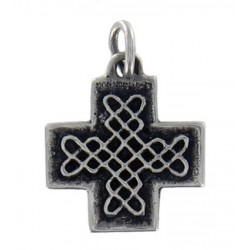 Toulhoat Knotwork cross