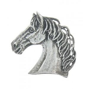 Broche Toulhoat Grande tête de cheval