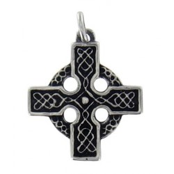 Toulhoat Small celtic square cross