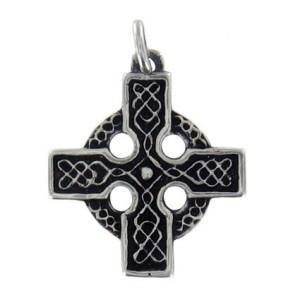 Croix celte carrée petite Toulhoat