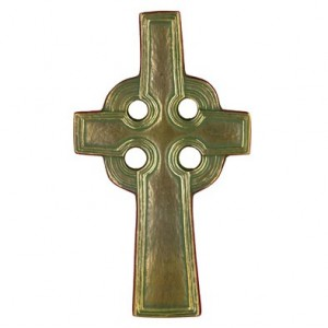 Toulhoat Celtic dawn cross