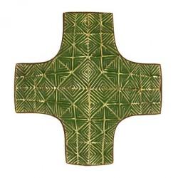 Croix losangée large Toulhoat