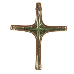 Croix rainurée Toulhoat