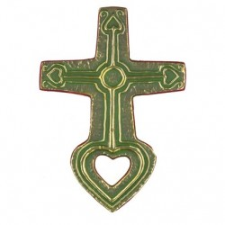 Toulhoat Heart cross