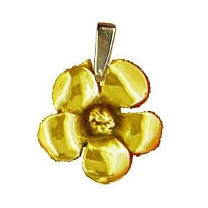 Spring pendant 1 flower