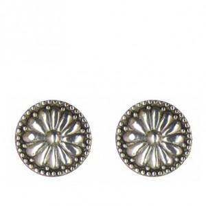 Daisy earrings button