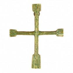 Croix écorce pattée Toulhoat