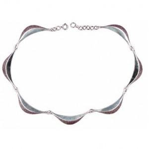 Toulhoat Moon necklace 7 elts