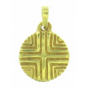 Toulhoat Greeck cross medal
