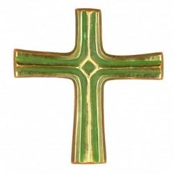 Croix striée centre en losange Toulhoat