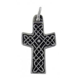 Croix entrelacs bras en V