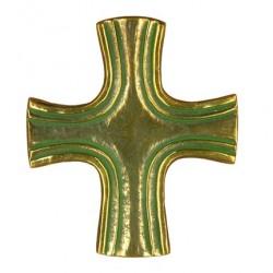Croix petite à rainures symétriques Toulhoat