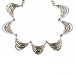 Toulhoat Festoons necklace 7 elts