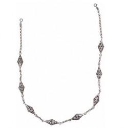 Toulhoat Lantern necklace 8 elts