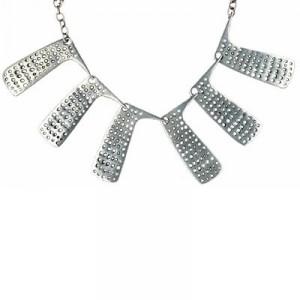 Toulhoat 6 birds necklace
