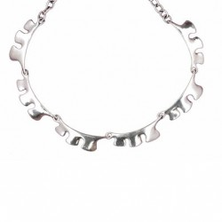 Toulhoat Apiary necklace 6 elts