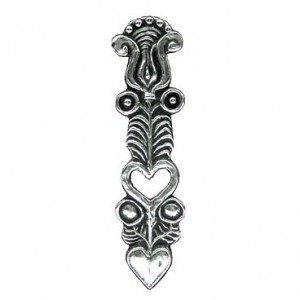 Toulhoat Pin brooch