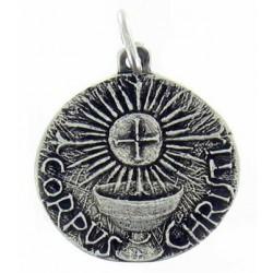 Big communion medal