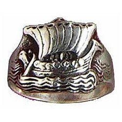 Small Norman boat ring